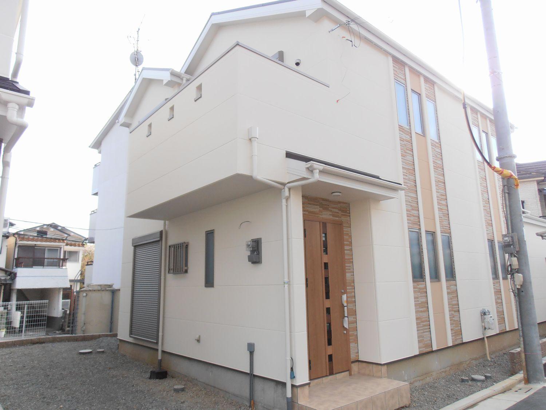 新築一戸建て:堺市東区南野田 南海高野線「北野田」駅徒歩8分