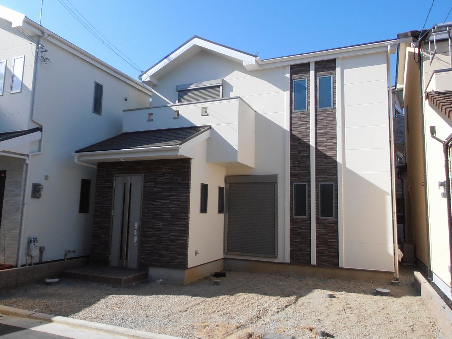 新築一戸建て:堺市西区上野芝町3丁 JR阪和線「上野芝」駅徒歩4分