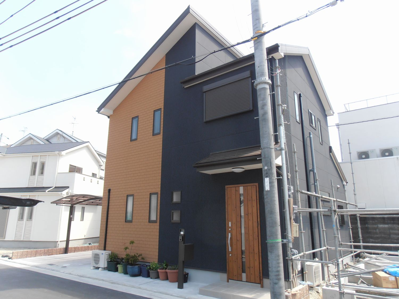 新築一戸建て:堺市東区西野 南海高野線「北野田」駅徒歩13分