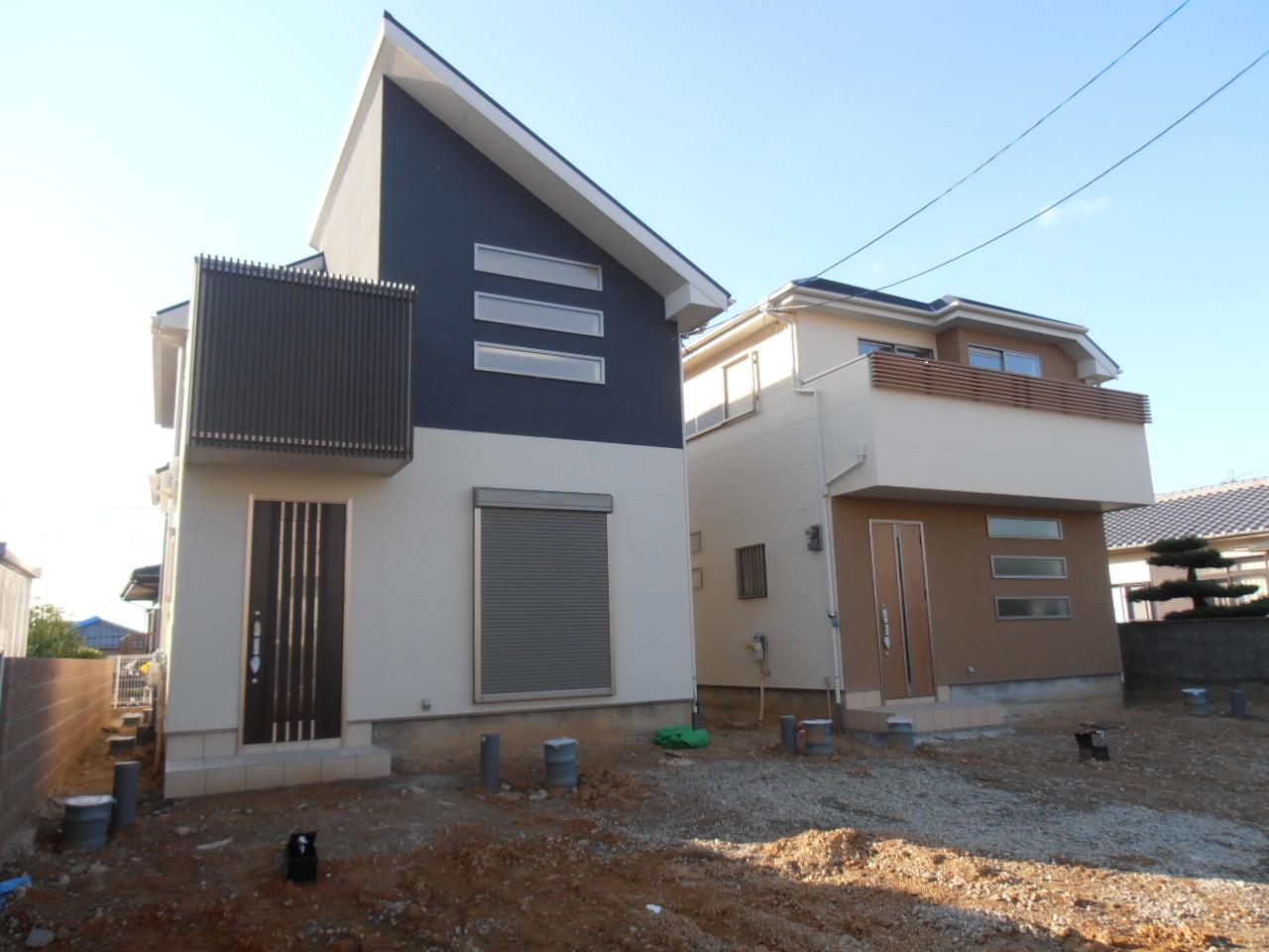 新築一戸建て:堺市西区浜寺船尾町西4丁436-1  南海本線「諏訪ノ森」駅徒歩9分
